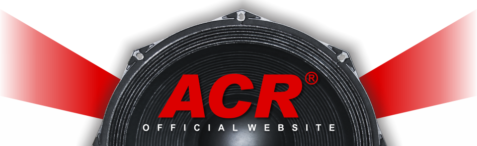 ACR Speaker Official Site
