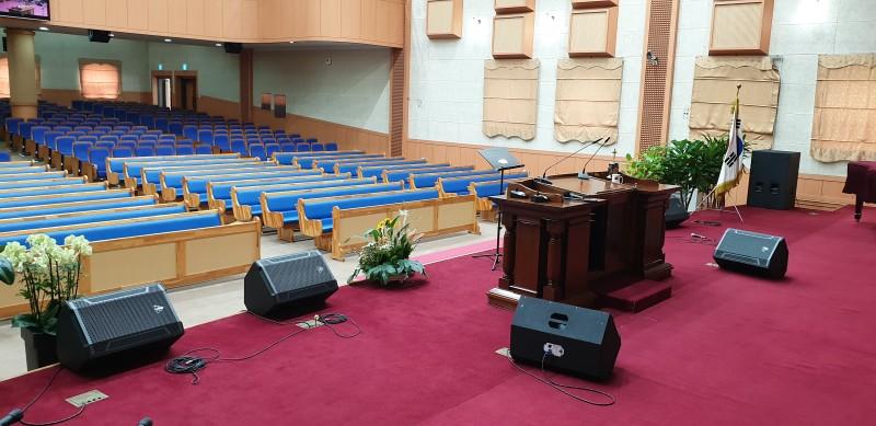Chapel, Seoul Hanyoung Unversity 06