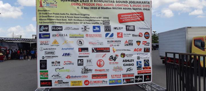 Syawalan Komunitas Rental Sound System Yogyakarta 2018